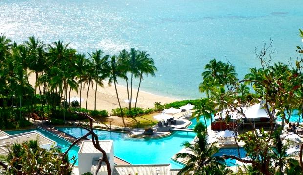Hayman Island Resort, 2013
