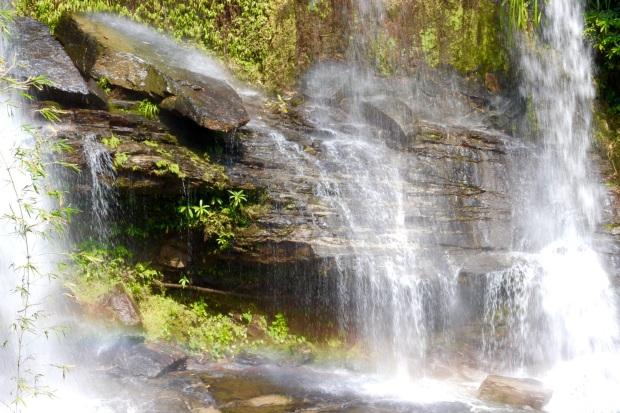 Waterfalls at Chiang Mai