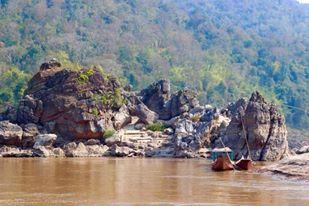 Mekhong River, Laos
